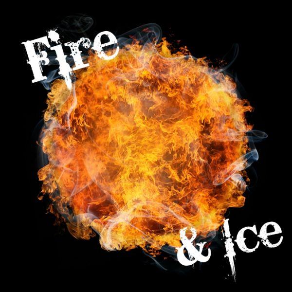 Pink Spot Atomic Fireball (Fire & Ice) Aroma - 1000ml
