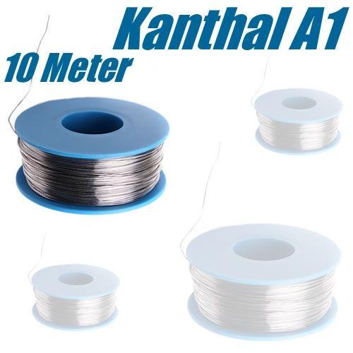 Kanthal A1 22g (0.64mm) - 10 Meter