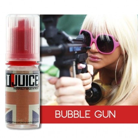T-Juice Bubble Gun Concentrate - 10ml