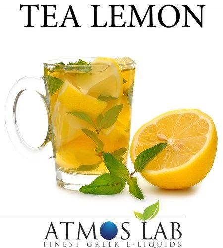 Atmos Lab Tea Lemon Flavour