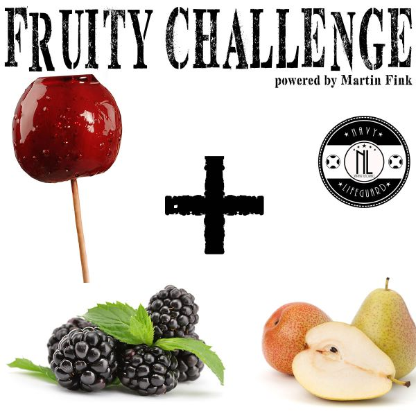 NLife V.3 Fruity Challenge Liquid | Nikotinfrei - 10ml / 50ml / 100ml