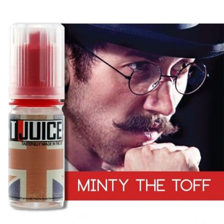 T-Juice Minty the Toff Concentrate - 10ml