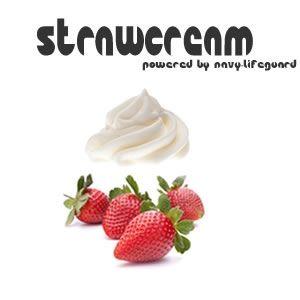 10ml Aroma NLife V.2 Strawcream