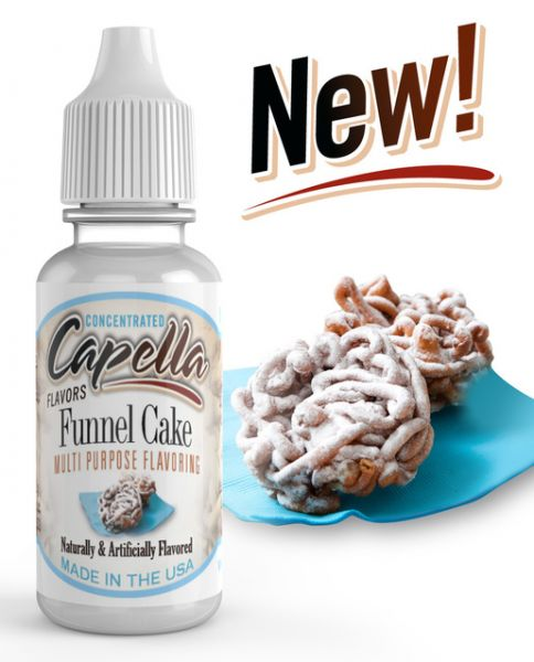 Capella Funnel Cake Aroma Concentrate - 13ml
