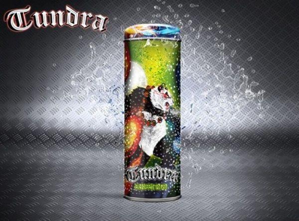 Fizzy Tundra Strawberry Mango Liquid by Mohawk - 55 ml