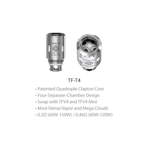 SMOK TFV4 TF-T4 Coil