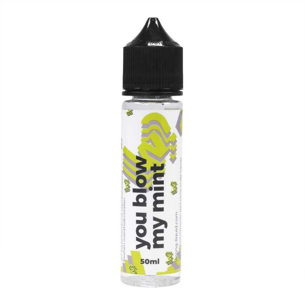 WRONG? You Blow My Mint Premium Liquid - 50 ml