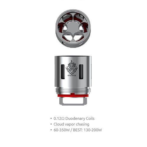 SMOK V12-T12 Coil für TFV12 mit 0.12 Ohm
