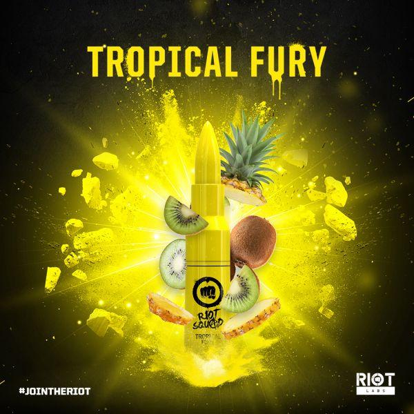 Riot Squad Tropical Fury Liquid - 50ml