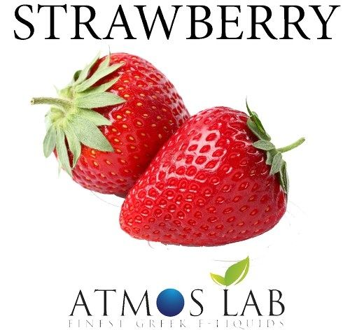 Atmos Lab Strawberry Flavour