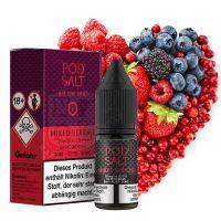 POD SALT Mixed Berries Nikotinsalz Liquid - 10 ml