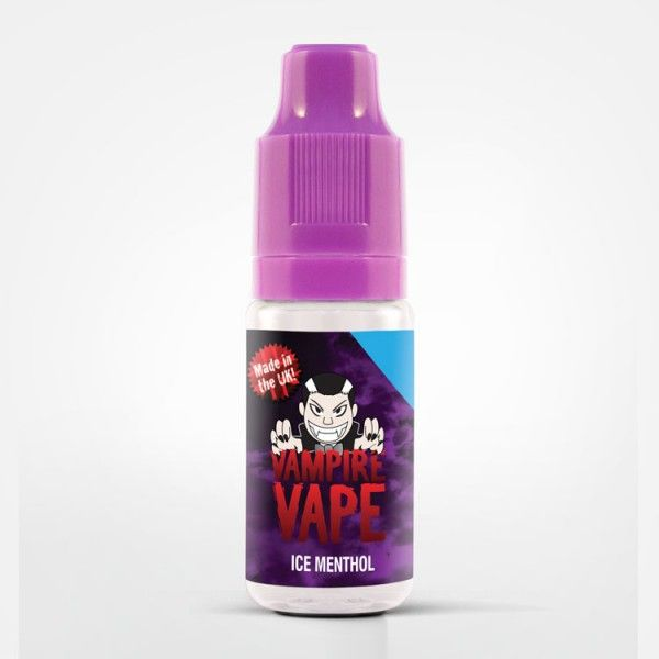 Vampire Vape Ice Menthol Liquid - 10ml