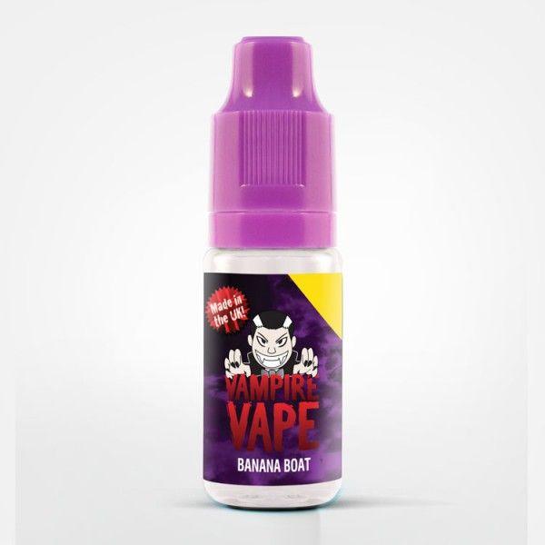 Vampire Vape Banana Liquid - 10ml