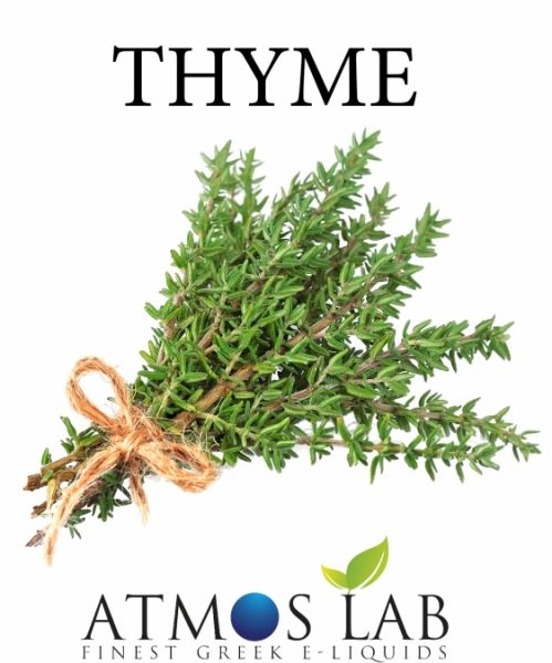 Atmos Lab Thyme Flavour