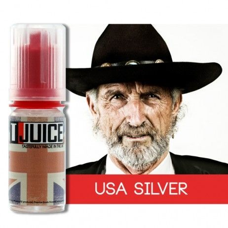 T-Juice USA Silver Concentrate - 10ml