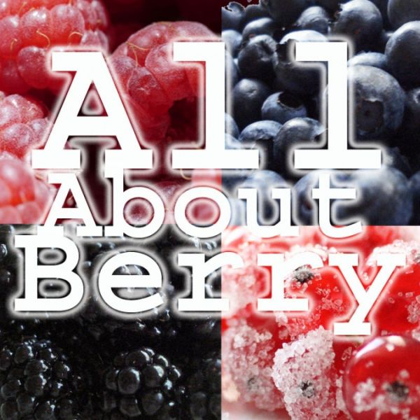 Triple Juice All About Berry Aroma - 10ml