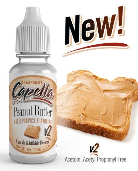 Capella Peanut Butter V2 Aroma Concentrate - 13ml