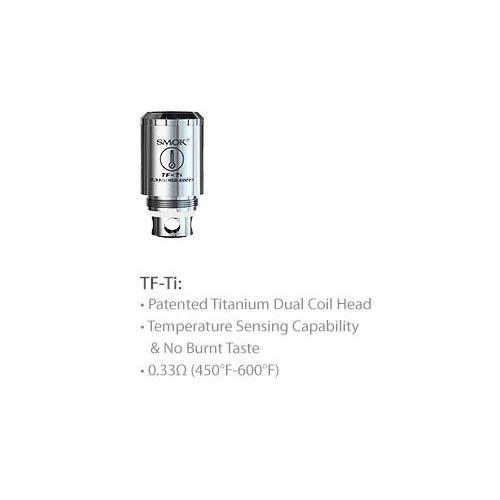 SMOK TFV4 TF-Ti Dual Coil