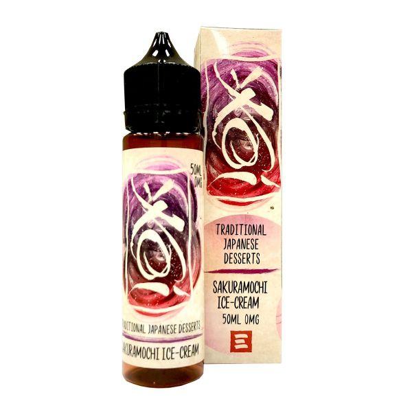 KOI by Element Sakuramochi Icecream Premium Liquid - 50 ml