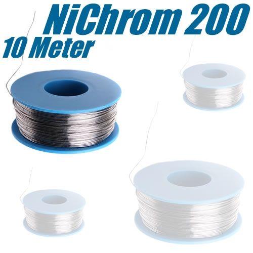 Ni200 24GA (0.51mm) - 10 Meter