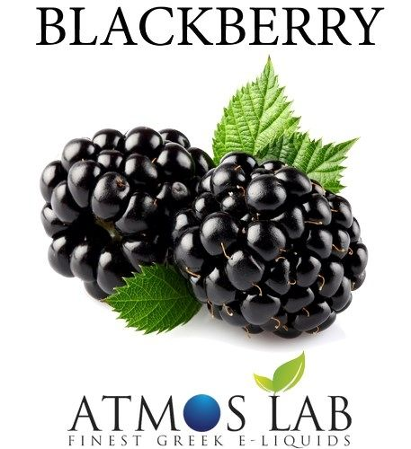 Atmos Lab Blackberry Flavour