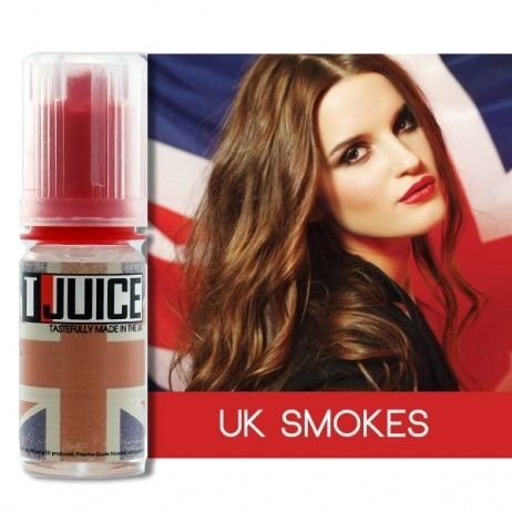 T-Juice UK Smokes Concentrate - 10ml