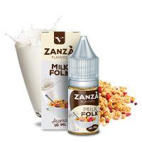 ZANZÁ Milk Folk Aroma - 10ml