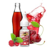 K-BOOM Cola Cherry Bomb Nikotinsalz Liquid 10 ml 20mg