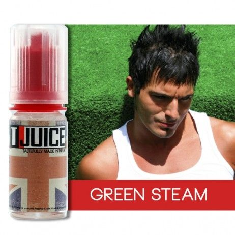 T-Juice Green Steam Concentrate - 10ml