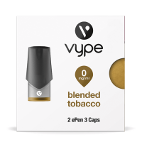 Vype ePen3 Caps vPro Blended Tobacco