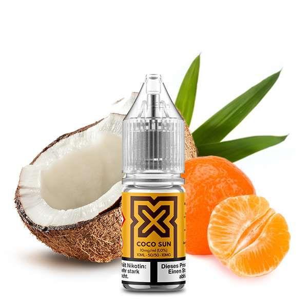 POD SALT X Coco Sun Nikotinsalz Liquid - 10 ml 20mg