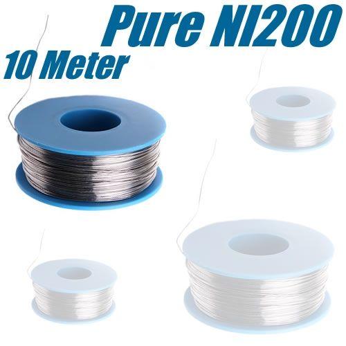 Ni200 28GA (0.32mm) - 10 Meter