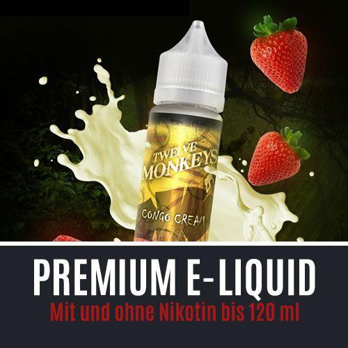 E-Liquid für elektronische Zigaretten