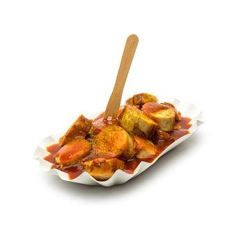 Currywurst Liquid von Dampfer-Taxi® 10ml / 50ml / 100ml
