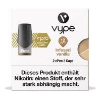 Vype ePen3 Caps vPro Infused Vanilla