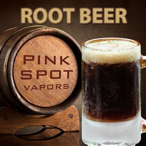 Pink Spot Root Beer - Aroma 10ml