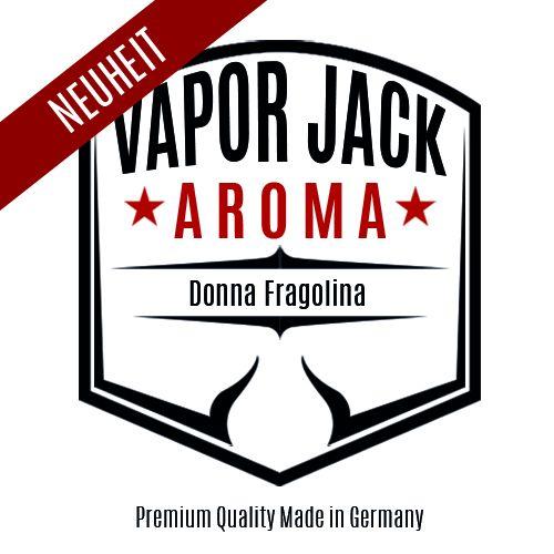 Vapor Jack Donna Fragolina Aroma - 10ml