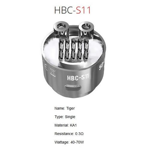 GeekVape Eagle HBC-S11 Coil