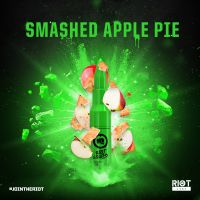 Riot Squad Smashed Apple Pie Liquid - 50ml