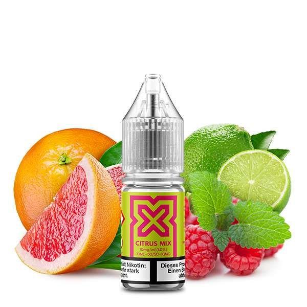 POD SALT X Citrus Mix Nikotinsalz Liquid - 10 ml 20mg