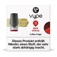 Vype ePen3 Caps vPro Dark Cherry