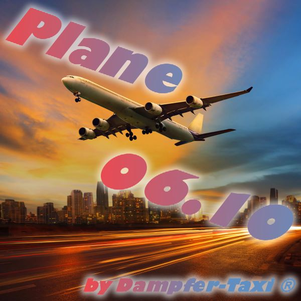 Plane 06.10 Aroma by Dampfer-Taxi - 10ml