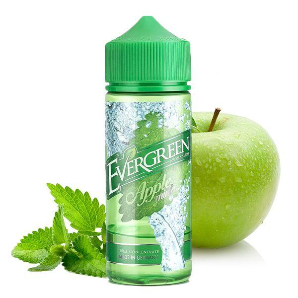 EVERGREEN Apple Mint Aroma - 30ml