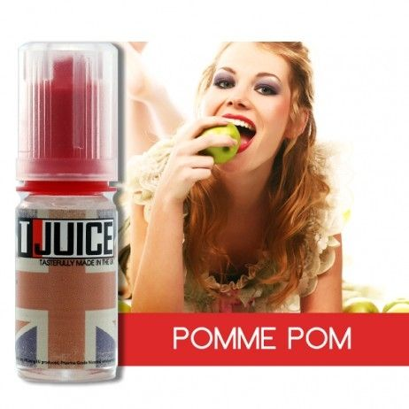 T-Juice Pomme Pom Concentrate - 10ml