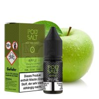 POD SALT Apple Nikotinsalz Liquid - 10 ml