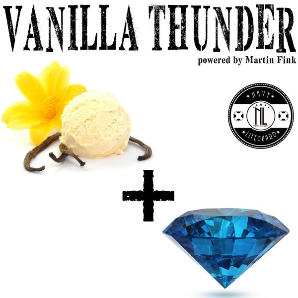 NLife V.6 Vanilla Thunder Liquid | Nikotinfrei - 10ml / 50ml / 100ml