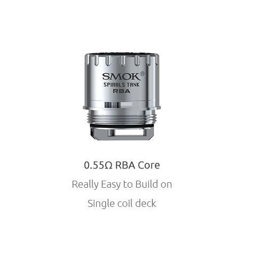 SMOK Spirals RBA Coil