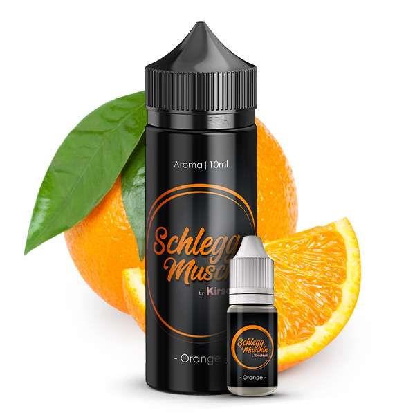 SCHLEGG MUSCHLN by Kirschlolli Orange Aroma - 10ml