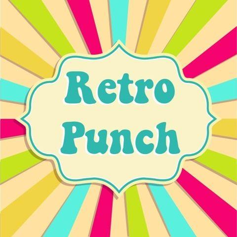 Pink Spot Retro Punch - Aroma 10ml