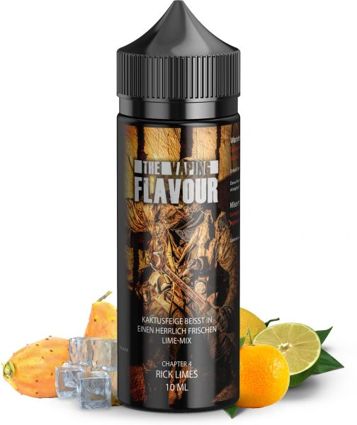 The Vaping Flavour | Ch. 4 Rick Limes Aroma - 10 ml